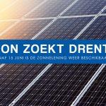 Gemeente Assen met informatieavond over zonne-energie