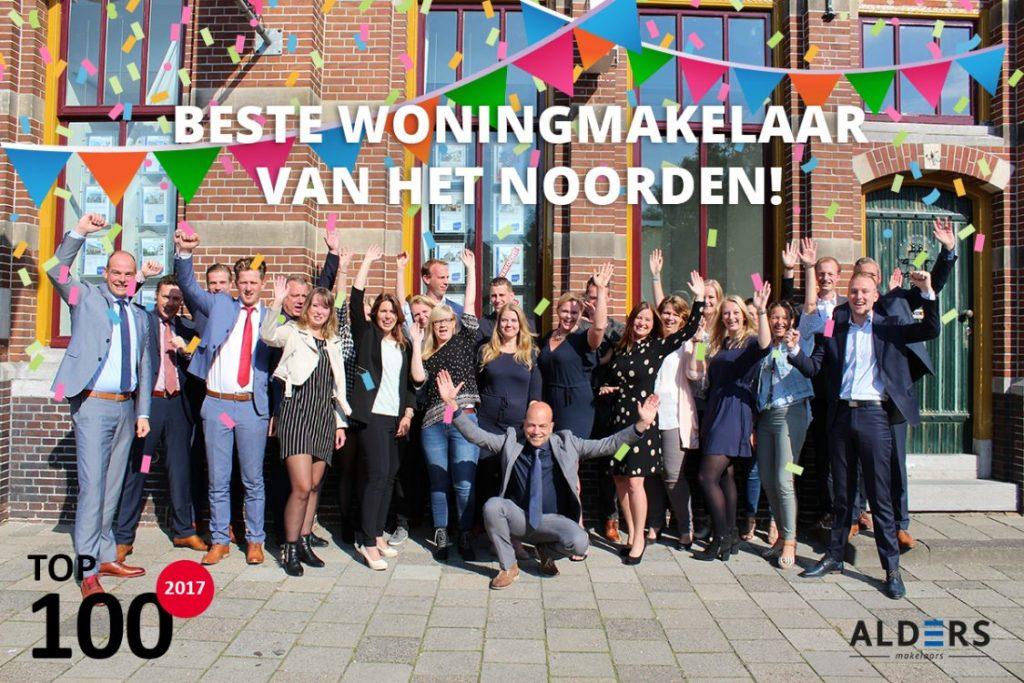 De beste woningmakelaar van Noord Nederland!