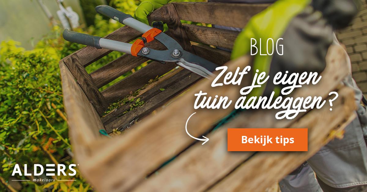 Zelf Tuin Aanleggen : Zelf je eigen tuin aanleggen zo doe je dat alders makelaars
